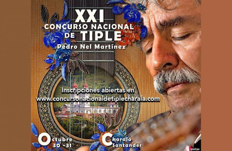 Concurso Nacional del Tiple Pedro Nel Martínez