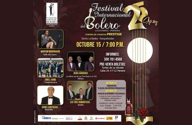 Festival Internacional del Bolero