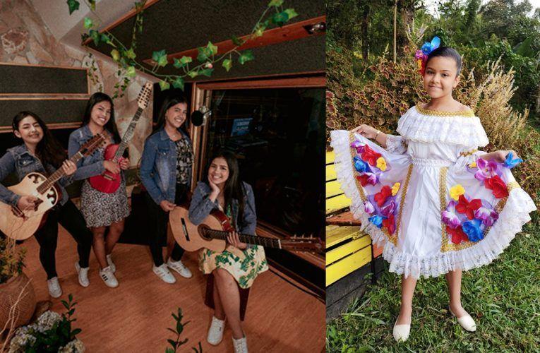 Ganadoras del Festival Colombia Canta y Encanta